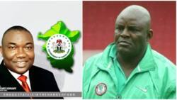 Enugu state celebrates ex-Nigerian footballer Christian Chukwu at 70