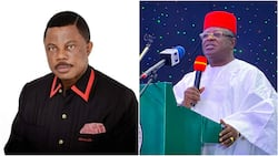 Nnamdi Kanu: IPOB's sit-at home order suffers major setback as Governors Obiano, Umahi issue stern warning
