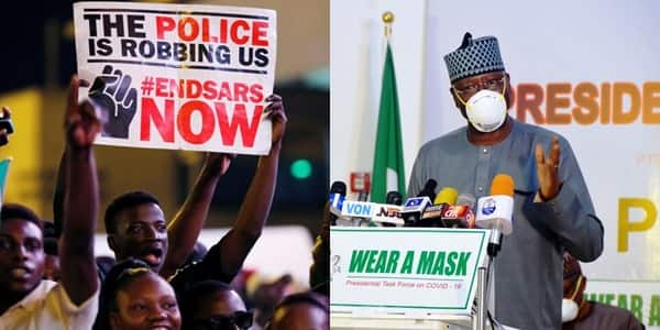 EndSARS: PTF asks Nigerians to expect spikes in coronavirus infections