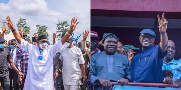 Ondo 2020: 3 things to know as Akeredolu set to face Jegede again