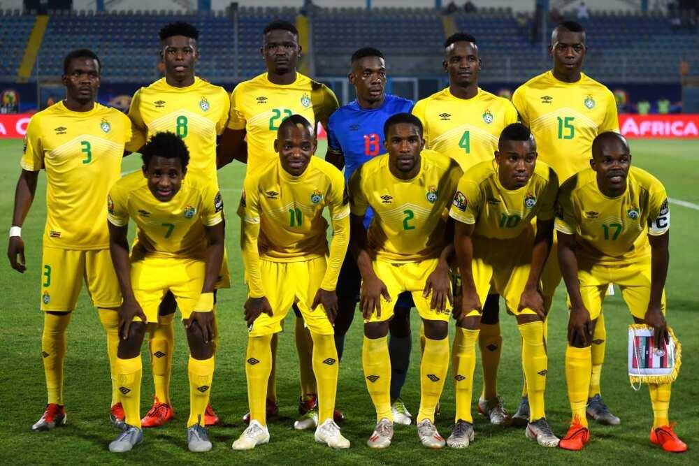 Tears as former African football star dies mysterious death