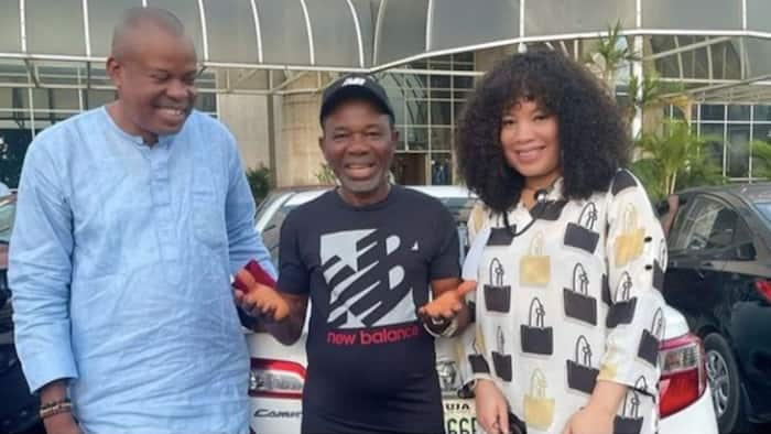 Just in: DSS finally releases Nollywood actor Chiwetalu Agu