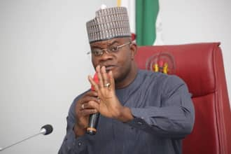 Wike, other PDP governors on their way to APC, Yahaya Bello declares
