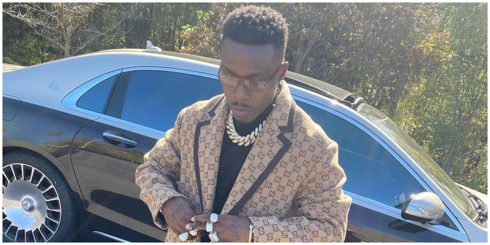Rapper DaBaby gets two luxury cars as birthday gifts from girlfriend