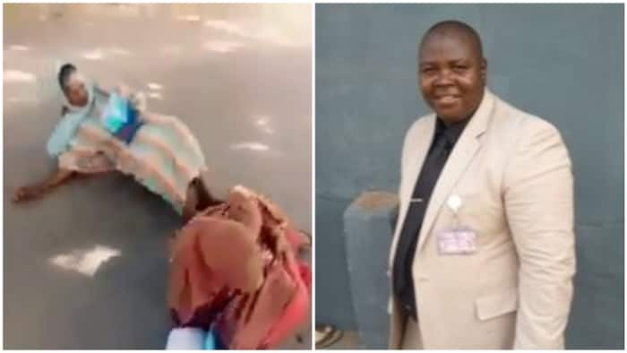 They should be arrested - Nigerian man says after sharing video of two ladies doing the popular Idibala dance