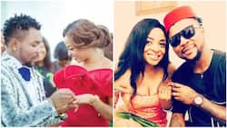 Not an easy ride but God is real - Singer Oritsefemi and wife celebrate 2nd wedding anniversary