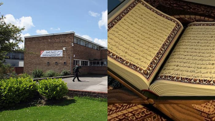 UK school suspends two pupils for 'ripping up' Qur'an in front of other students