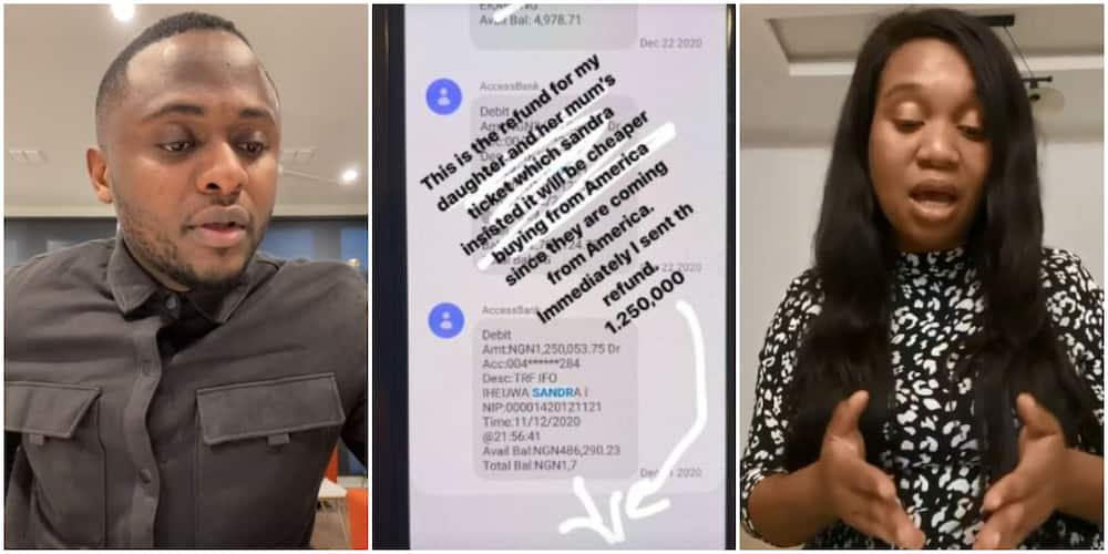 This is The Height of Manipulation: Ubi Franklin Shares Unedited Chats, Counters Sandra Iheuwa's Claims