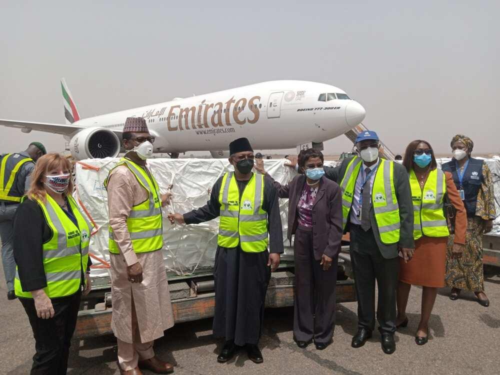 Gwamnatin Buhari na shirya kashe N396bn kan rigakafin Korona, Ministar Kudi