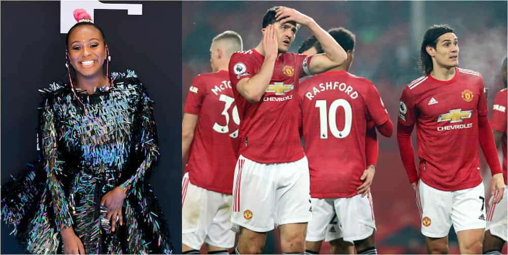 I made the right decision moving from Arsenal to Man Utd - DJ Cuppy says after Soton thrashing