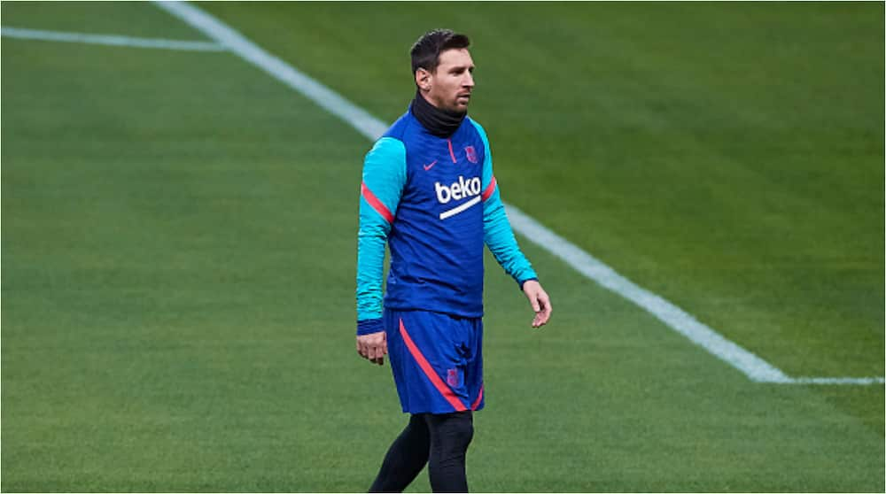 Pandemonium in Camp Nou as Messi's contract details are leaked showing Argentine receives about N257billion over 4 seasons