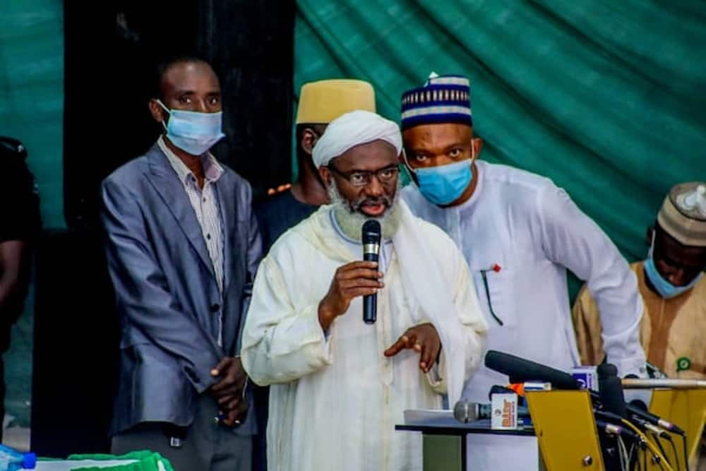 How I helped secure release of 37 abducted Kaduna forestry students - Sheikh Gumi reveals