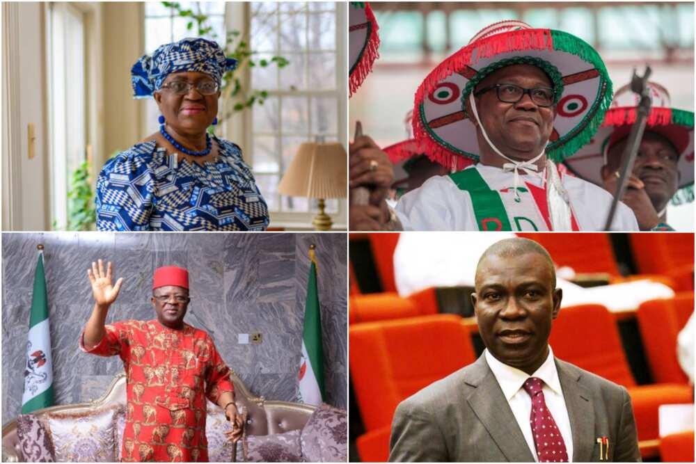 Okonjo-Iweala and Peter Obi shortlisted for 2023 presidency