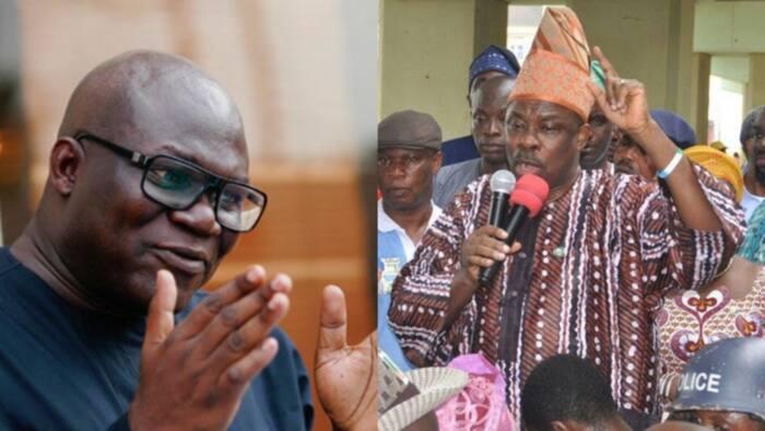 Amosun replies Reuben Abati, says he is a political minion