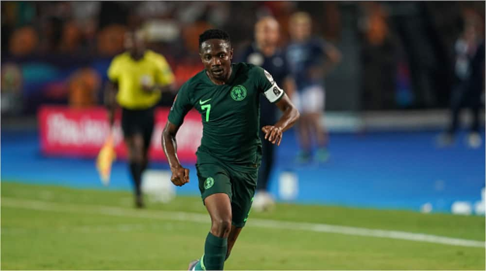 Sunday Oliseh sends heartwarming message to Eagles captain Ahmed Musa on birthday