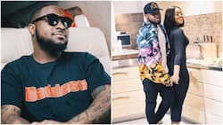 Davido tells fan he plans to marry his girlfriend Chioma