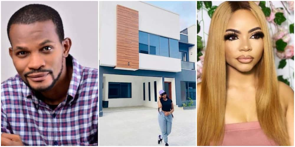 It's Only in Nigeria Celebs Claim Fans Bought Their House: Uche Maduagwu Says as He Praises Nengi