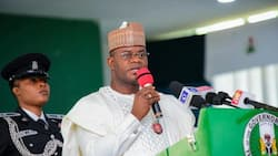 2023: Yahaya Bello scores 6% in presidential poll on Twitter
