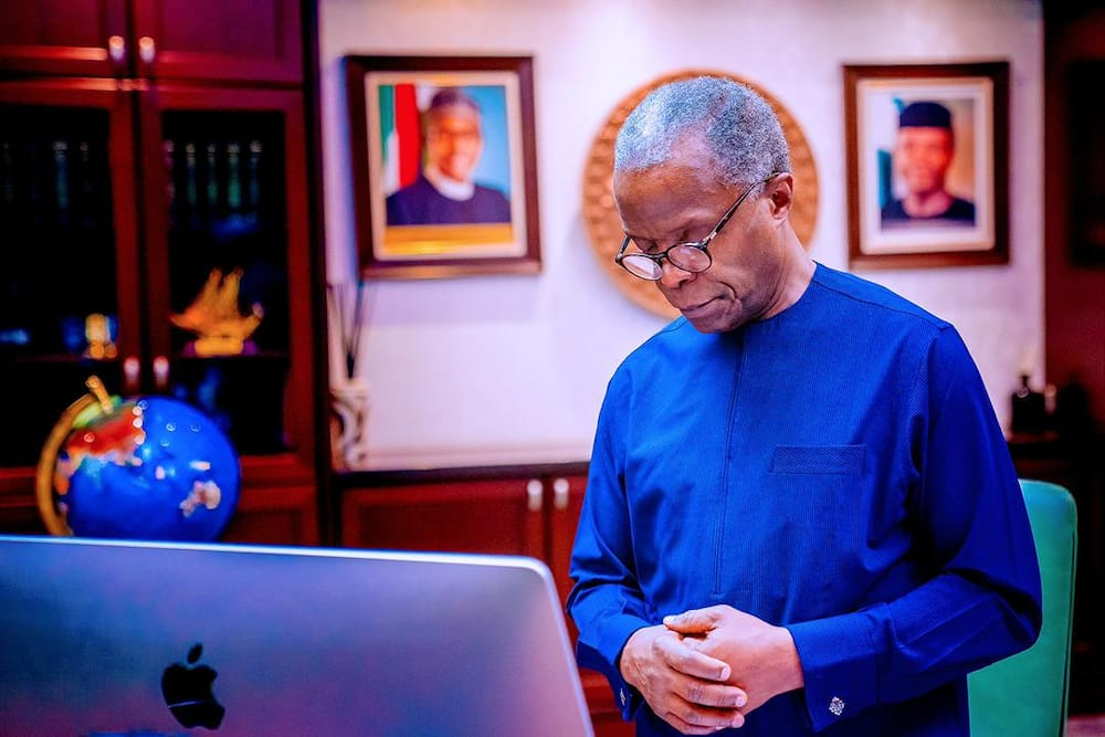 Nigeria Will Become Oasis Of Peace, Security And Prosperity, VP Osinbajo Declares