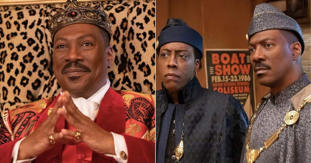 """Coming 2 America trailer gets mixed reactions: """"This is offensive"""""""
