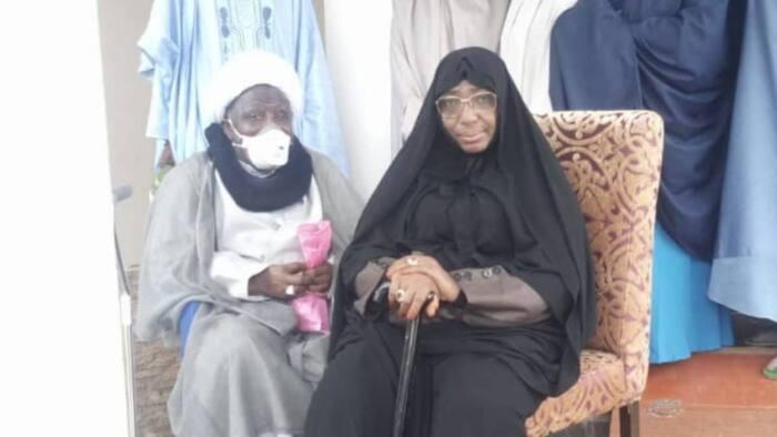 Ba guduwa zan yi ba: Sheikh Zakzaky ya zargi gwamnatin Buhari da hana shi sakat