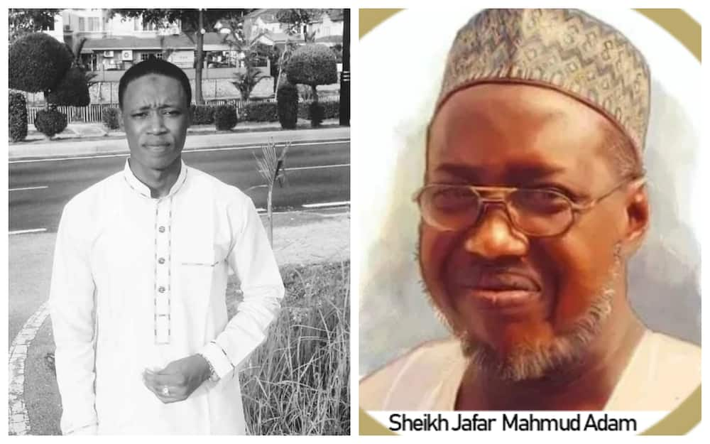 Allah ya yiwa AbdulMalik, dan marigayi Sheikh Jafar Mahmoud Adam rasuwa