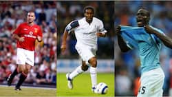 Kanu Nwankwo out as Jay-Jay Okocha is the only African to be named in top 10 Premier League cult heroes