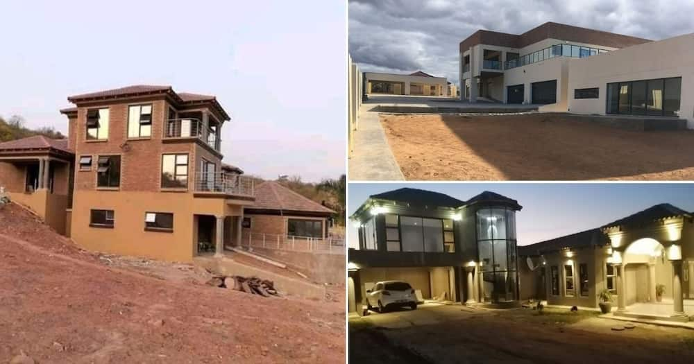 South Africans flex their amazing village mansions, post photos online