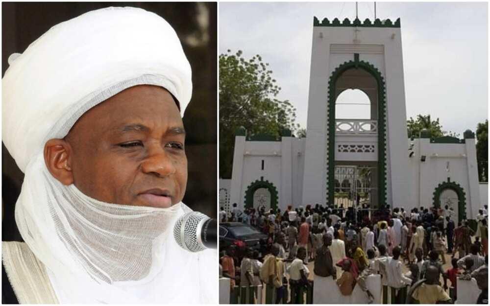 Sultan ya nada hakimai 15 a Sokoto