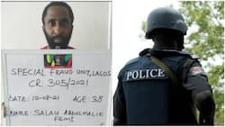 Nigerian man allegedly hacks into a bank's servers, moves out N1.86bn