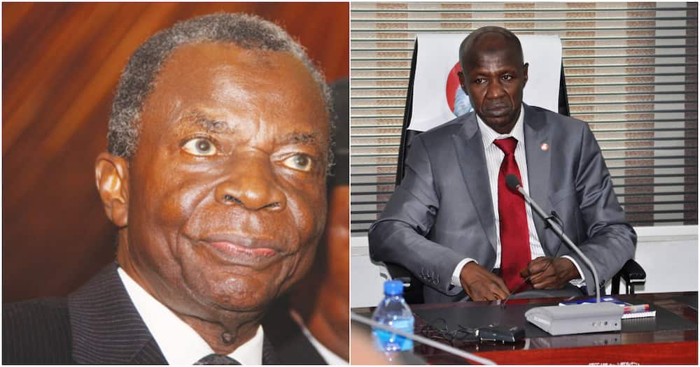 Justice Salami orders lawyers of embattled EFCC boss out of panel
