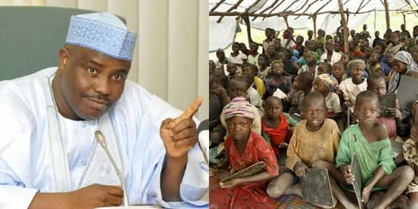 Poorest states: Governor Tambuwal kicks as NBS enlist Sokoto state