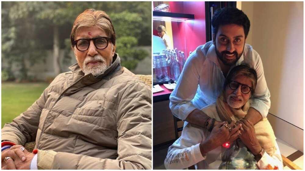 Bollywood star Amitabh Bachchan and son tests positive for coronavirus