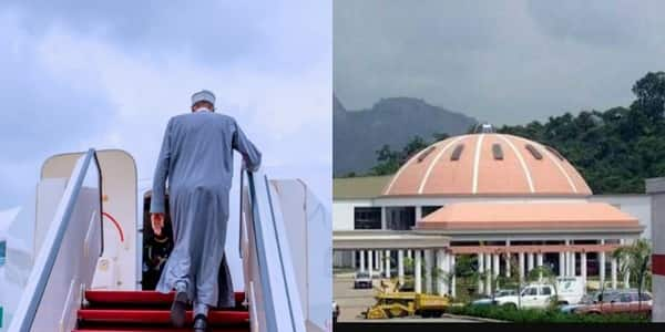 Stop Buhari from medical trips, Senate tells State House officials