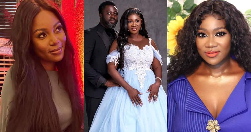 Yvonne Nelson: Photo of Actress as Mercy Johnson's Bridesmaid 10 Years ago Surfaces