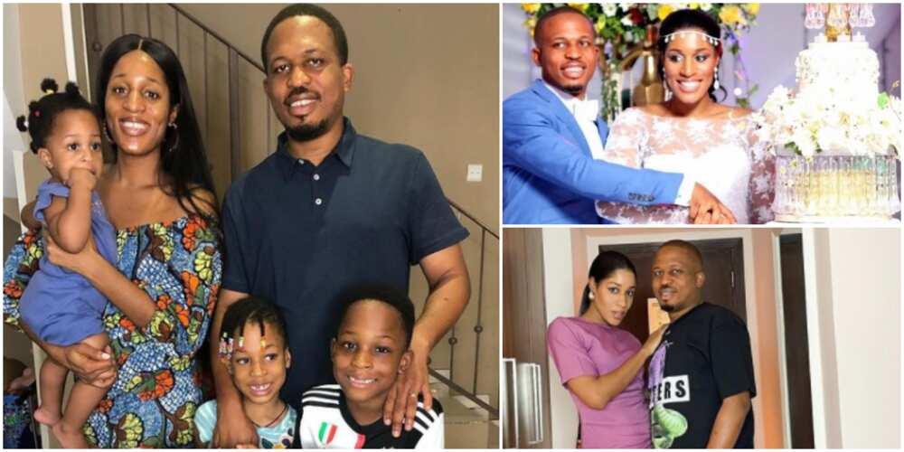 Naeto C and wife celebrate wedding anniversary