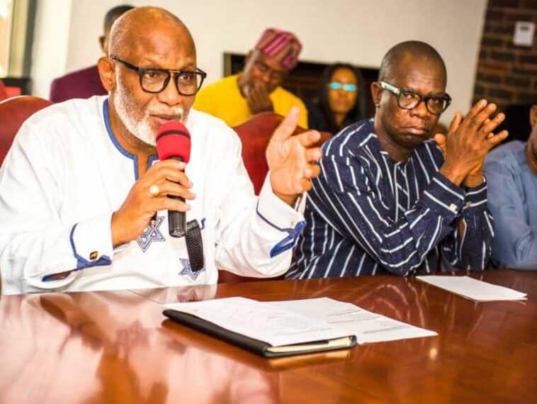 Ondo: Why Akeredolu refused to provide us official cars political, pro-Ajayi lawmakers