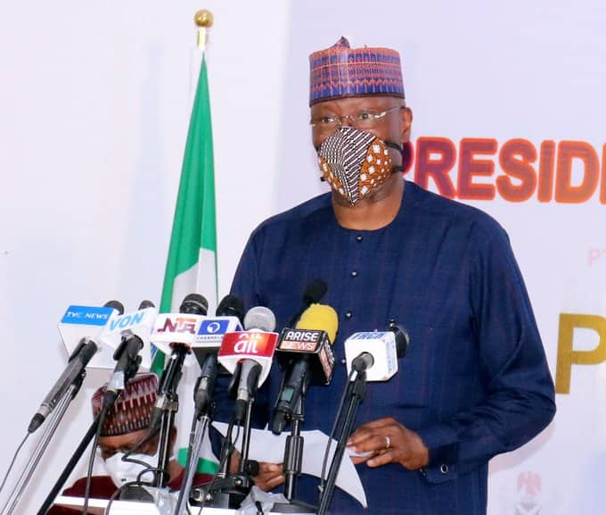 COVID-19: Lagos, Kaduna, FCT are the new epicentres of infections, says FG