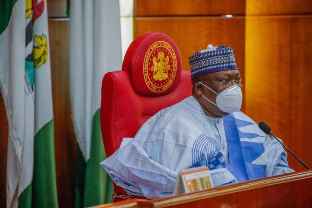 2021 budget: Senate postpones passage till Monday, December 21
