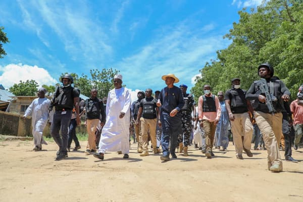 Parts of Borno more peaceful than Rome, activist claims