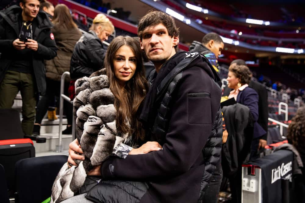 Marjanovic wife
