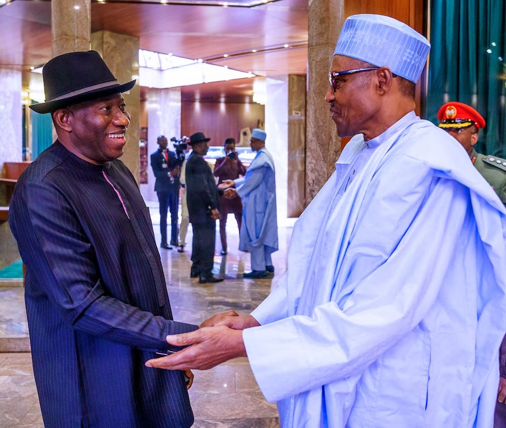 2023: Report claims Goodluck Jonathan being pressured to contest for president on APC ticket