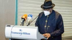 A tsaka da rade-radin sauya sheka, tsohon shugaban kasa Jonathan ya gabatar da muhimmiyar bukata gabannin 2023
