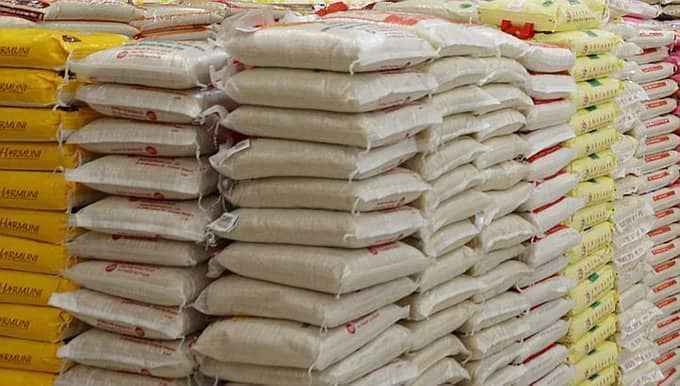 Price of rice cannot drop to N9,000 per 50kg bag before December - Poll