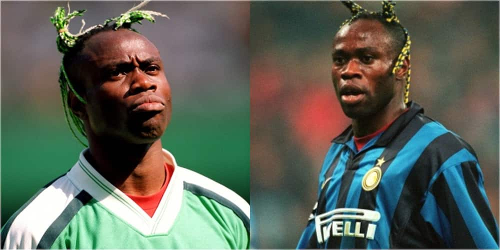 Super Eagles Legend Reveals How He fled Home After His Father Wanted Him To Become A Mechanic