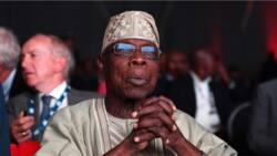 Breaking: Gunmen abduct 3 ex-President Obasanjo's workers after shooting at their car in Ogun