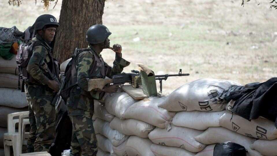 Rahoton tsaro: Yadda 'yan Boko Haram suka hallaka sojojin kasar Kamaru da dama