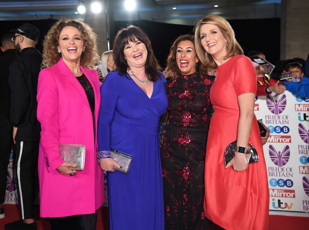 Where does Coleen Nolan live?