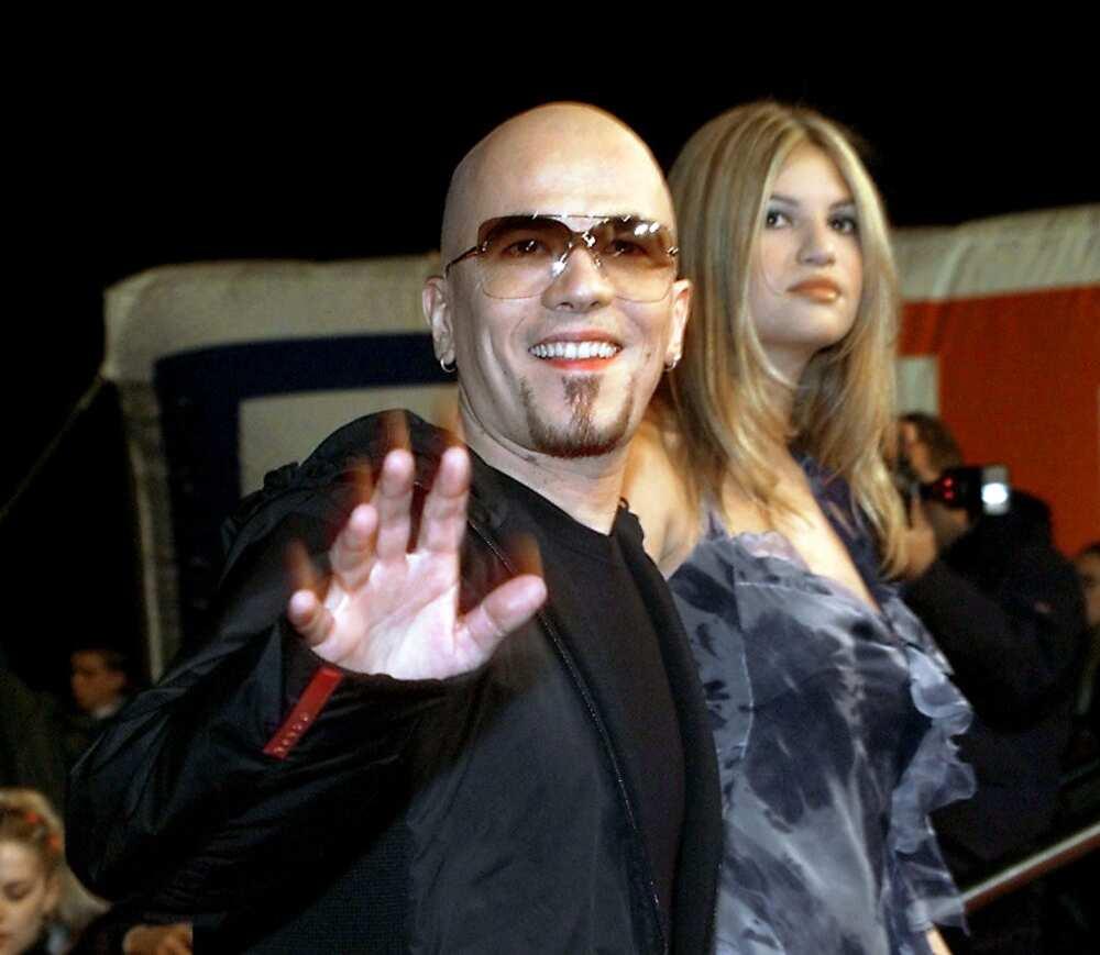 Isabelle Funaro et Pascal Obispo