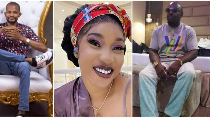 I'm destined to marry Tonto Dikeh: Actor Uche Maduagwu declares, tells Jim Iyke to stop trying to impress her